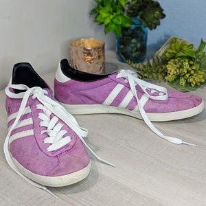 best service 262d3 373b7 adidas Shoes - Adidas Gazelle OG Purple Suede Sneakers 8 230